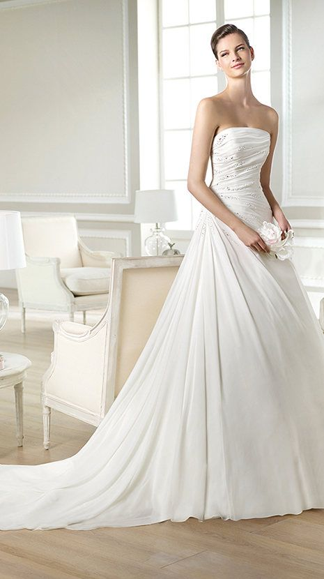 White One Wedding Dresses Barcelona - This was my dress!!