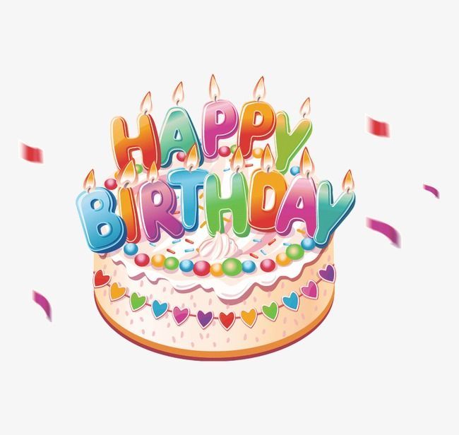 Happy Birthday Happy Birthday Happy Birthday Cake Png