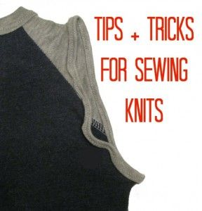 Tips and Tricks for Sewing With Knits | Sewing with Knits Q & A