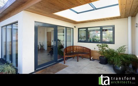 Eco Icon Transform Architects House Extension Ideas Disabled