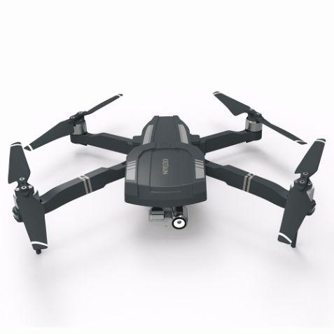 C - FLY OBTAIN F803 Wifi FPV sans brosse RC Quadcopter - RTF 3-Axis Gimbal / 5.0MP 1080P HD Camera / GPS / Suivez-moi Mode / nous paierons des tarifs à l'avance lorsque le navire en Europe. Mais nécessite 7-15 jours de livraison Caractéristiques: Système de positionnement GPS Gimbal brushless à 3 axes Foldable et portable En appuyant sur un bouton, il peut prendre son envol et retourner à la maison Caméra de 5,0 MP pour prendre la photo 2K et la vidéo 1080P 2212 moteur sans balais avec une f