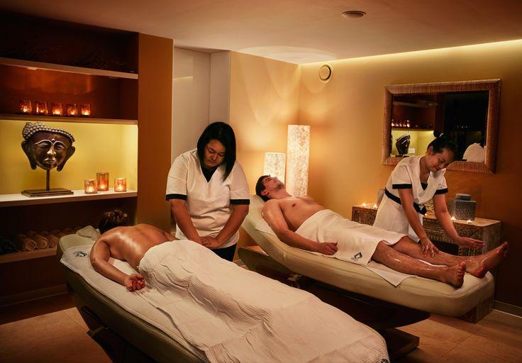 Thai massage interior photo. Hotel Resident Harrachov.