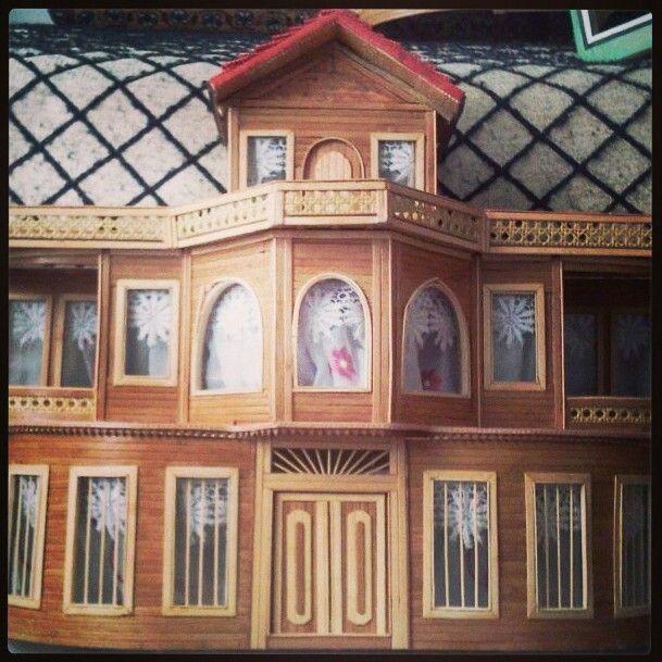 el yapımı osmanlı evleri