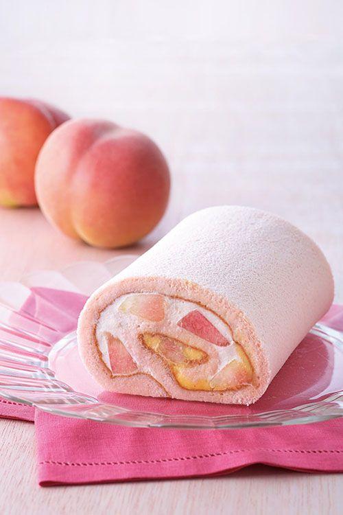 パティスリー キハチから、旬の白桃を使った4種のスイーツが新発売   ニュース - ファッションプレス