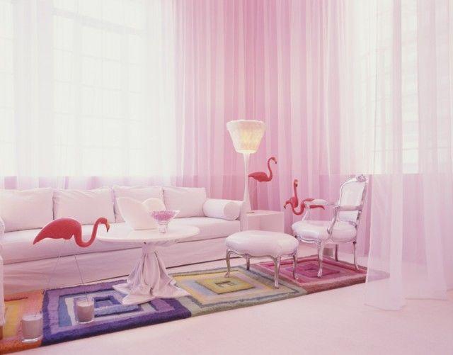 Decorar en rosa: una firme elecci�n