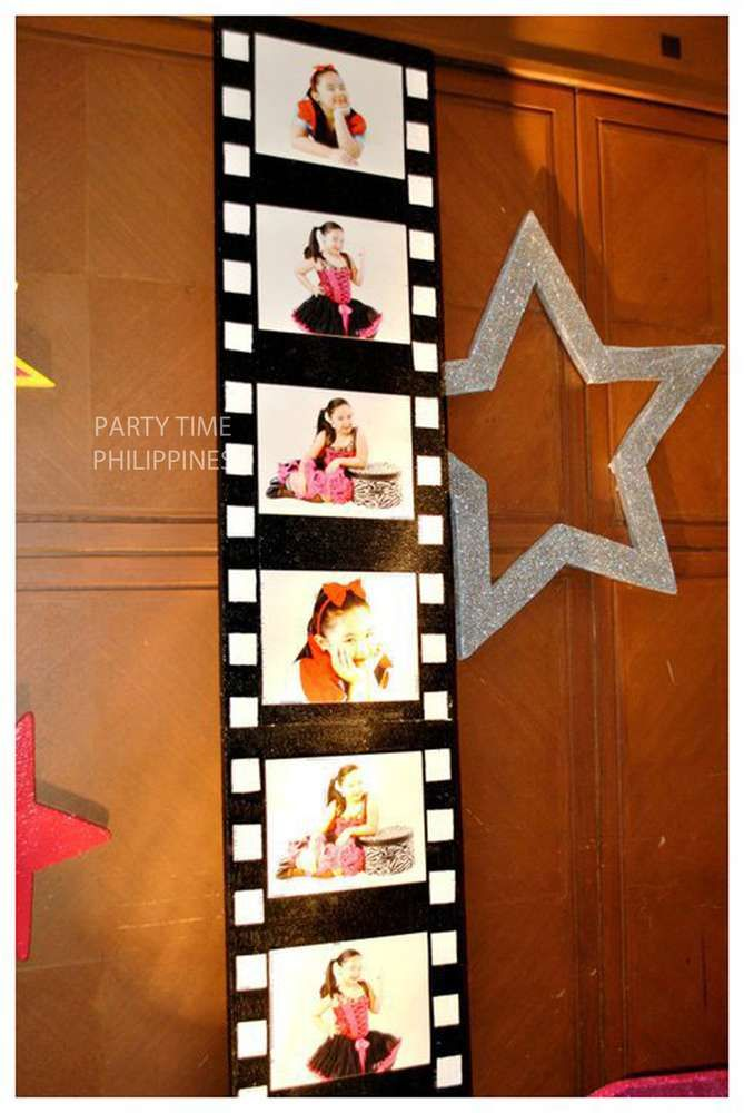 25 unique film reels ideas on pinterest hollywood theme for Hollywood party dekoration