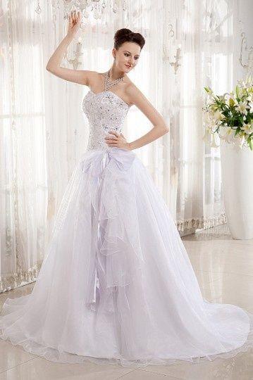 Vestiti da sposa stile impero 2013