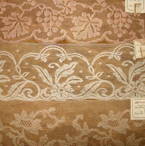 3 BELLISSIMO ANTICO FRANCESE Calais diplomati pizzo campioni, belle Biancheria FILETTATURA 3. in Antiques, Fabric/ Textiles, Lace/ Crochet/ Doilies   eBay