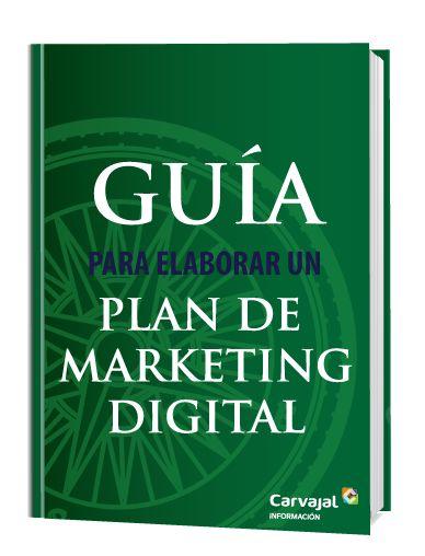 Free #eBook - Cómo hacer un Plan de Marketing Digital vía @carvajalinfo