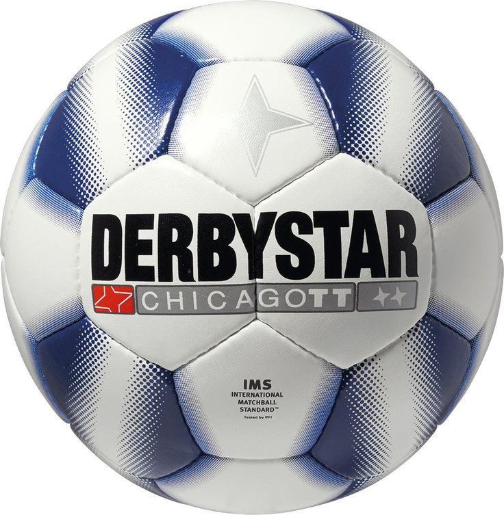 Derbystar Chicago TT - Spielball Modell 2015. Statt 29,95€ Jetzt aktuell bis Ende 2015 für 16,50€