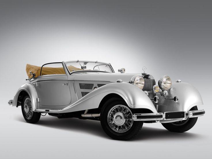1938 Mercedes-Benz 540K Cabriolet A | London 2013 | RM AUCTIONS