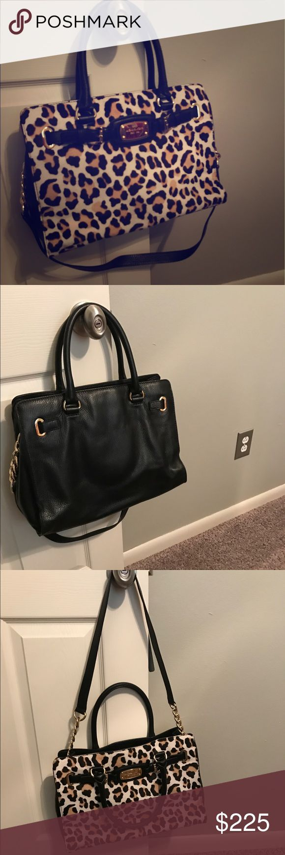 Michael Kors Satchel Great condition, and stored in dust bag! Michael Kors Bags Satchels