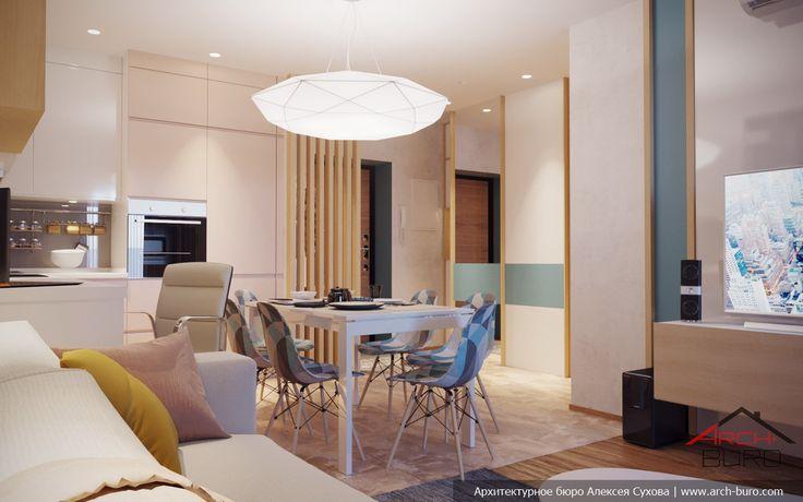 Дизайн интерьера квартиры в Уфе: перепланировка, обустройство, декор