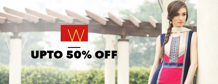 Upto 50% Off On W Brand Clothing - http://www.grabbestoffers.com/coupon/upto-50-off-on-w-brand-clothing/