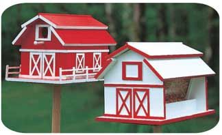 Bird House Plans (Build your own)