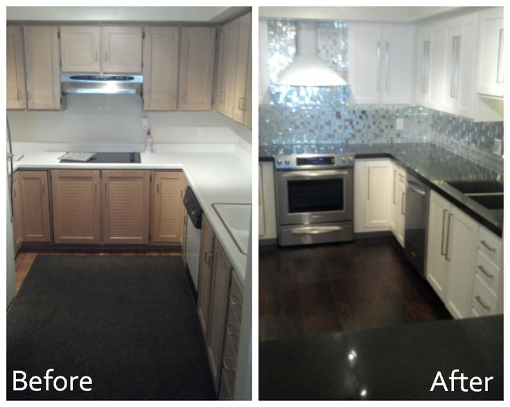 Kitchen Transformation Before And After: 20 Best Images About Before & After On Pinterest