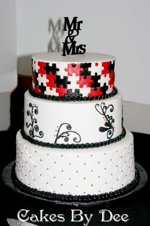 17 Best images about Puzzle Cakes on Pinterest Art cakes ...