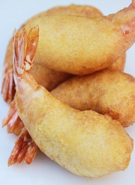 La Cuisine de Bernard: Les Beignets aux Crevettes