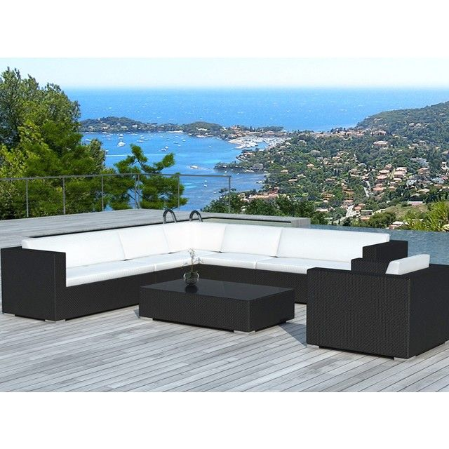 12 best images about salons de jardin on pinterest miami. Black Bedroom Furniture Sets. Home Design Ideas