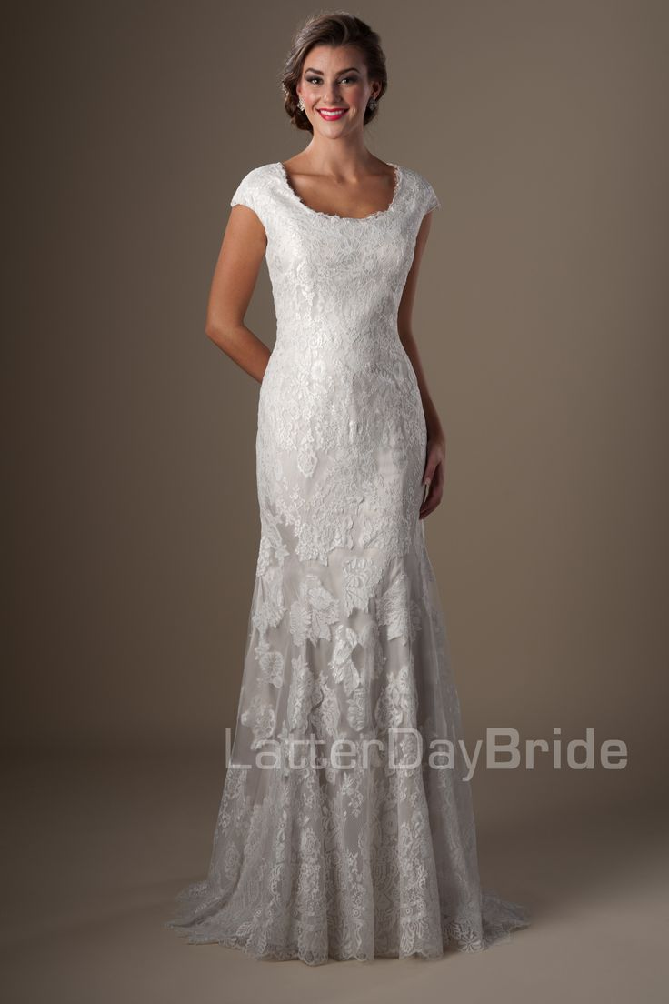 Modest Wedding Dresses : Triton. Latter Day Bride, Gateway Bridal & Prom