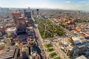The Asset of the Aztec Empire – Mexico City!