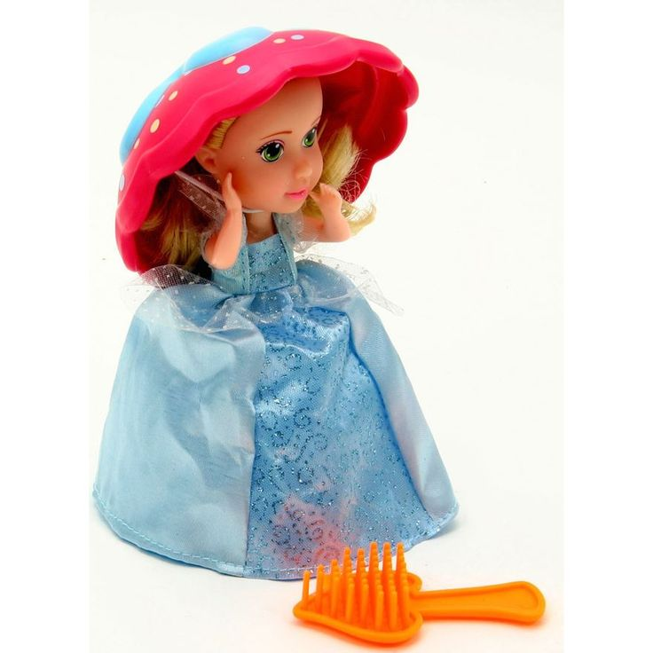 Cupcake Surprise Princess Lorie Doll image-0