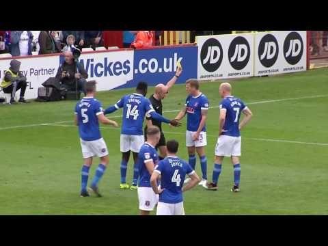 Stevenage Borough FC vs Carlisle United FC - http://www.footballreplay.net/football/2016/10/22/stevenage-borough-fc-vs-carlisle-united-fc/