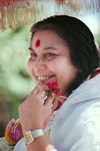 Shri Mataji, une femme hors du commun - Femme et spiritualité - Sahaja Yoga