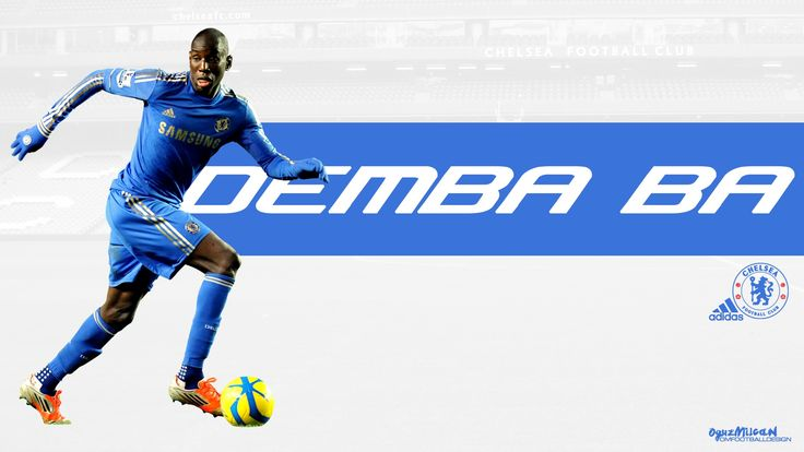 Demba Ba High Defintion Wallpapers - http://wallucky.com/demba-ba-high-defintion-wallpapers/