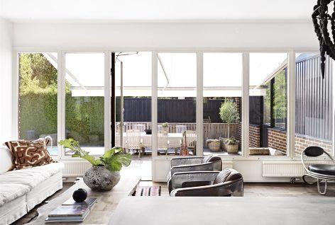 We could totally live here <3 Marie Olsson Nylander/Sara Svenningrud kkliving.no Veranda