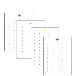 17 images about calculs on pinterest equation division for Livret multiplication