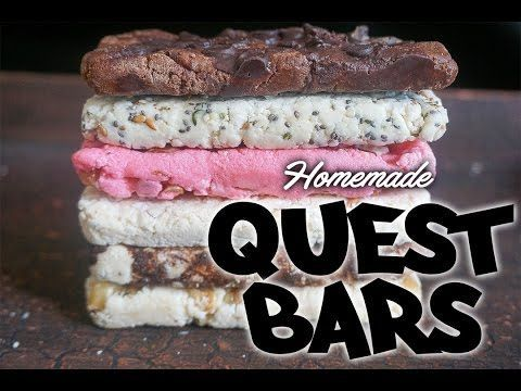How To Make Quest Bars | Better Than the Real Thing - KetoConnect