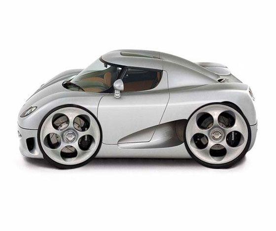 smart car body kits 32 craziest mini mobiles ever shared via slingpic