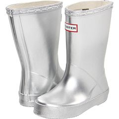 Hunter Kids Kids First Gloss (Toddler) This is a must have boot for my little lady