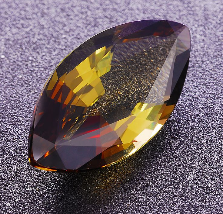 Brazilian brownish-pink Andalusite. Named after the Andalusia province of Spain where it was discovered in 1789, Andalusite is a popular collector's gemstone, best known for its extreme pleochroism...