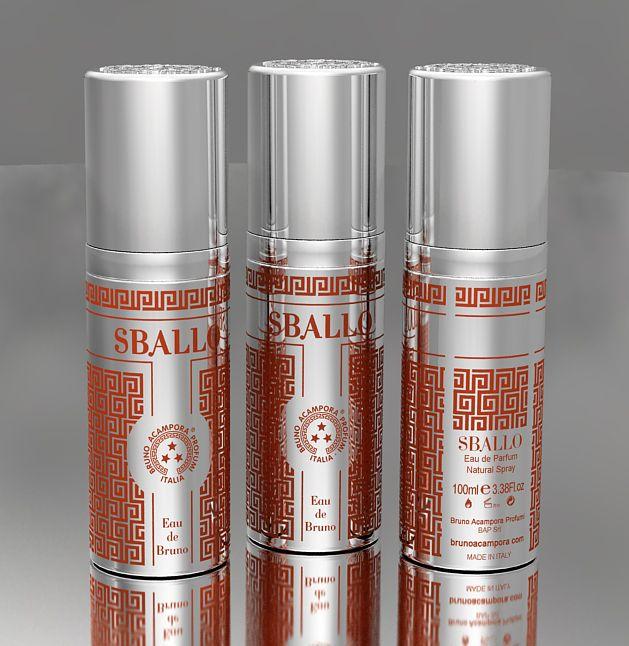 Sballo by Acampora - Eau de parfum #sballo #eaudeparfum #acampora #brunoacamporaprofumi
