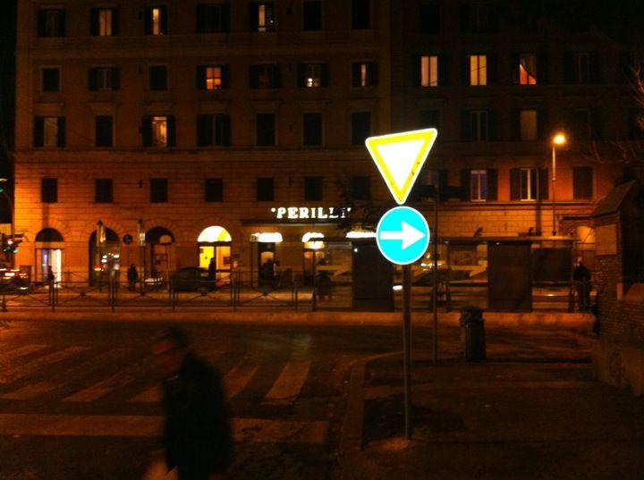 Trattoria Perilli nel Roma, Lazio