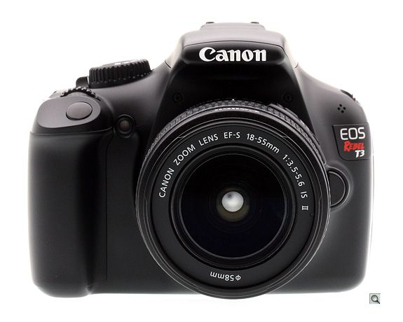 Canon EOS Rebel T3 (EOS 1100D) Camera - Full Review