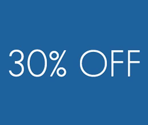 TOPMAN – 30% off selected lines