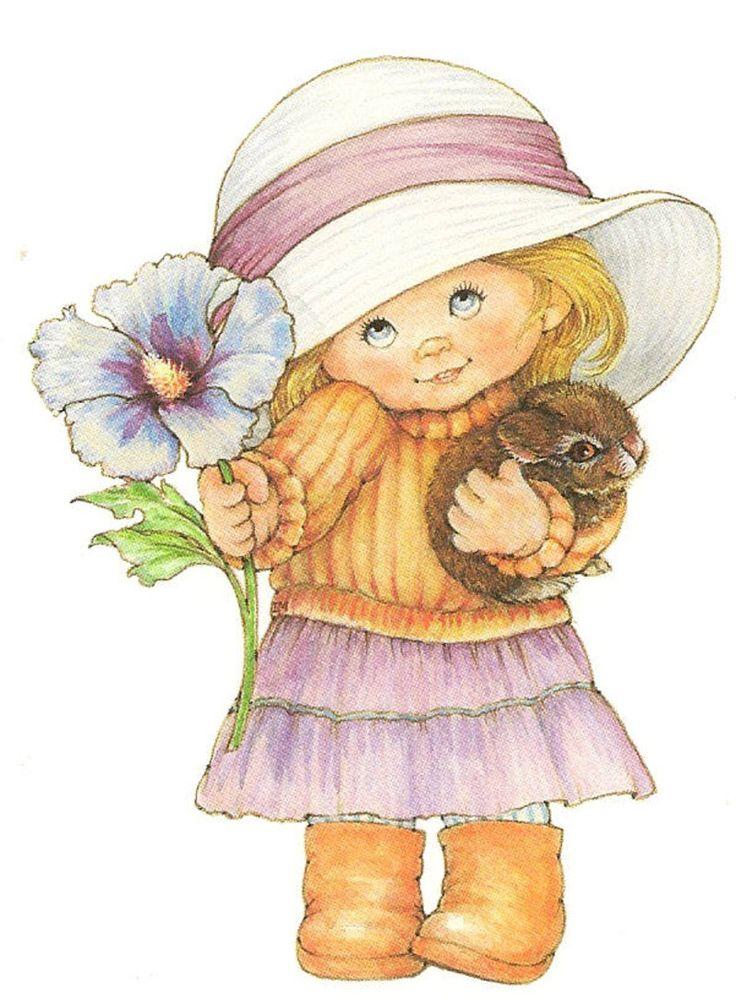 Дети открытки рисованные, несвижа картинки