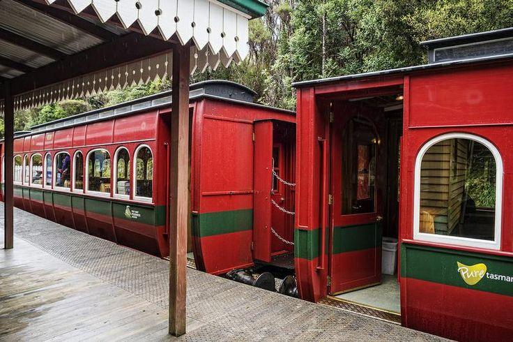 Ride West Coast Wilderness Railway, Tasmania, Australia - Bucket List Dream from TripBucket