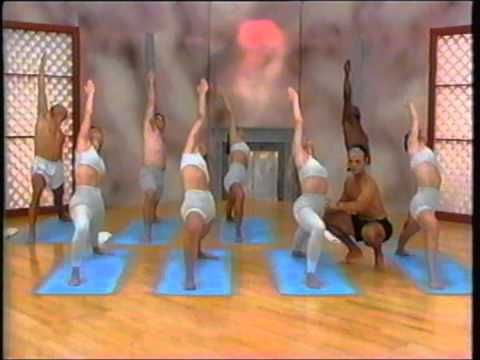 youtube has all 3 levels. baron baptiste looks so young here! Baron Baptiste's Hot Yoga The Power Yoga Method Level 1