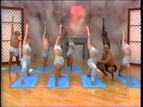 youtube has all 3 levels. baron baptiste looks so young here! Baron Baptiste's Hot Yoga The Power Yoga Method Level 1