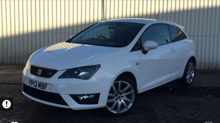 Need this car!!! Seat Ibiza fr