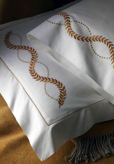 Leron - creators of fine linens | Bed Linens