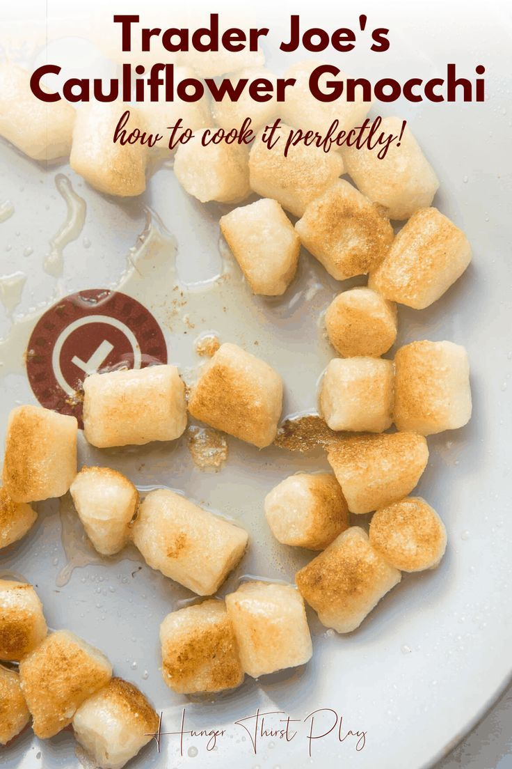 The Ultimate Guide To Trader Joe S Cauliflower Gnocchi My Everyday Table In 2021 How To Cook Cauliflower Ways To Cook Cauliflower Easy Dinner Side Dishes