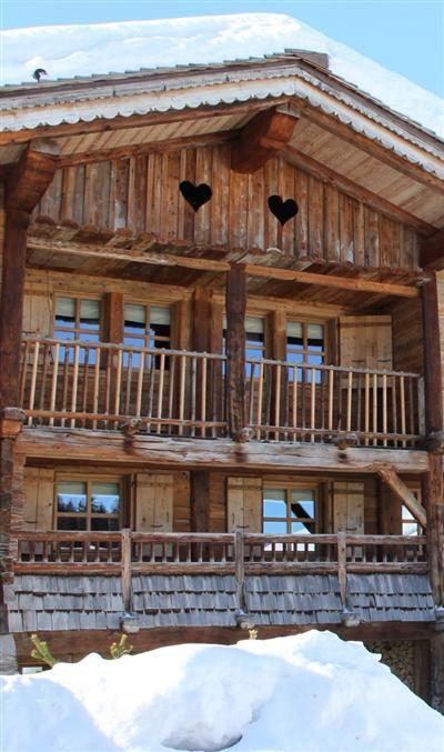 Chalet savoyard solutions pour la d coration int rieure de votre maison - Decoration chalet savoyard ...