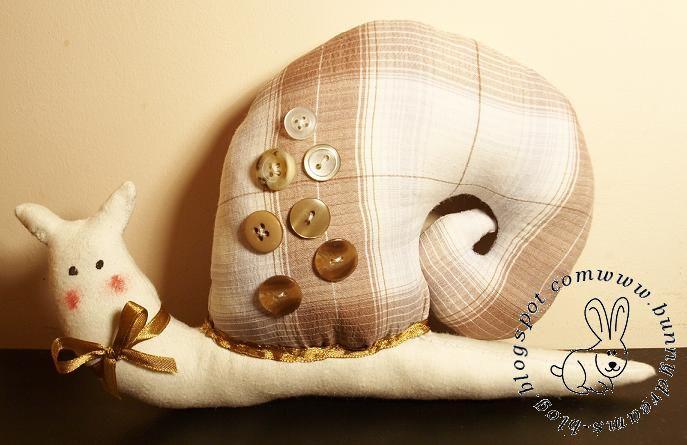 #snails #handmade