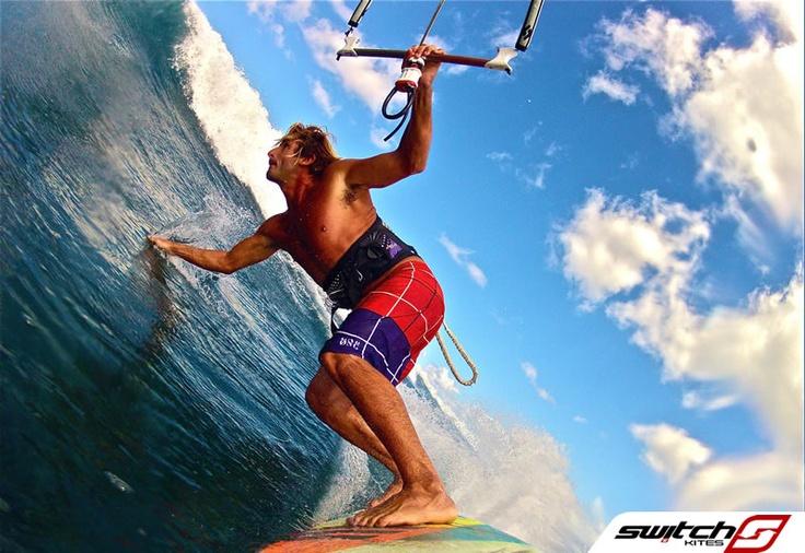 SwitchKites Land  #Kitesurfing #SwitchKites #FelixPivec #Hawaii