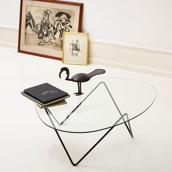 Pedrera coffee table by Gubi.